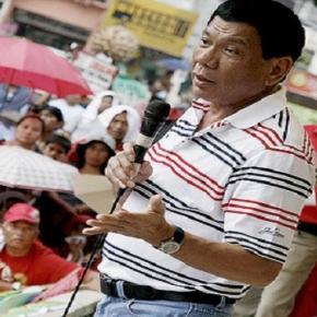 Maverick Rodrigo Duterte, photo:Keith Bacongco, flickr.com, CC0 2.0