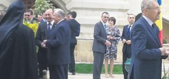 Băsescu și Iliescu s-au simțit excelent la Cotroceni