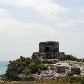 Maya ciry of Tulum (Flickr / Pascal)
