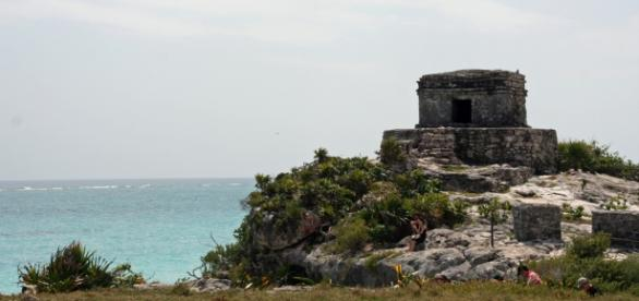 Maya ciry of Tulum (Flickr / Pascal)