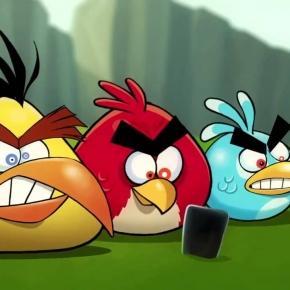 'Angry Birds: La película' ya en cartelera
