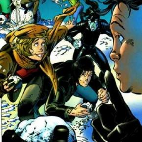 DC's 'Sovereign Seven' / Photo via DC Comics.