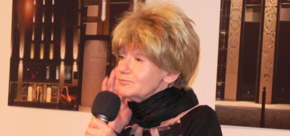 Maria Czubaszek w 2012 roku. Fot. K.Krzak