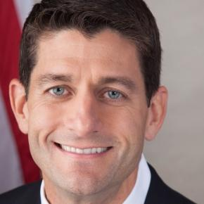 Image of Paul Ryan via Wikipedia