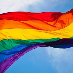 The Gay Pride flag has become a cultural symbol. (Photo credit: Benson Kua, CC BY-SA 2.0)