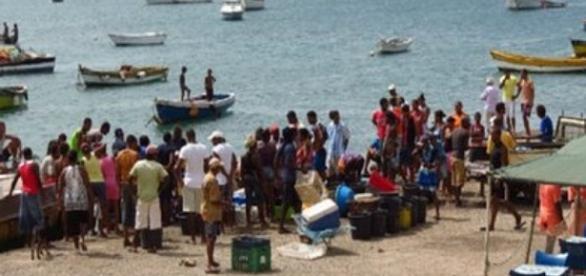 Acidente ocorreu no cais da Palmeira, na ilha do Sal