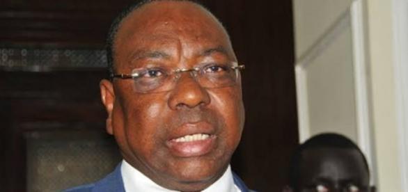 Senegal Foreign Minister Ndiaye after a meeting in Dakar / Alhagie Jobe, SMBC News