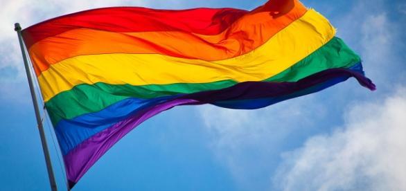 The Gay Pride flag has become a cultural symbol. (Photo credit: Benson Kua, CC BY-SA 2.0)