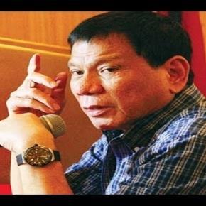 Presumptive President Rodrigo Duterte via Matt Wilkie, Youtube
