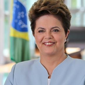 Brazilian President Dilma Rousseff (Wikimedia)