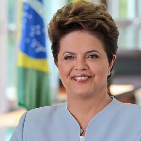Dilma Rousseff photo via Wikimedia