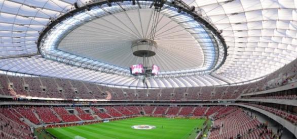Finał Pucharu Polski rozgrywany był na Stadionie Narodowym w Warszawie