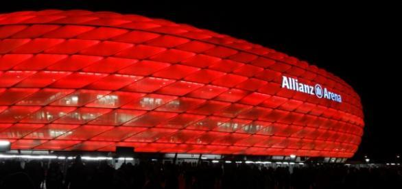 O Allianz Arena recebe a 2.ª mão da Champions League