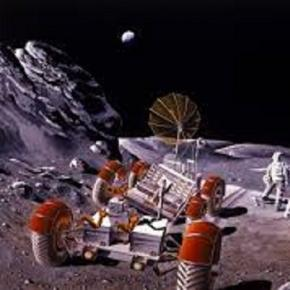 Colony on the Moon - Photo: ro.wikipedia.org