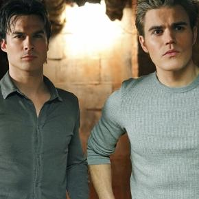 The Vampire Diaries: Damon e Stefan Salvatore