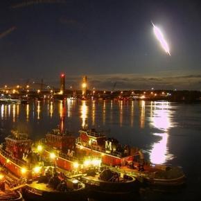 Un meteorit a explodat in Statele Unite