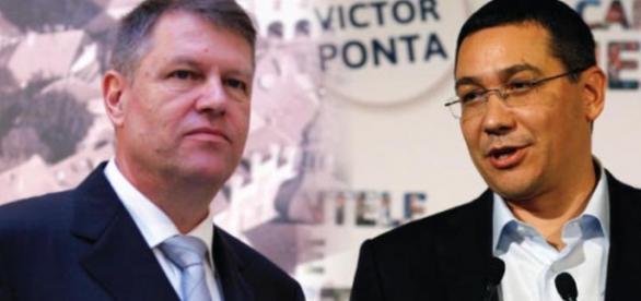 Ponta lansează atacuri dure la adresa lui Iohannis