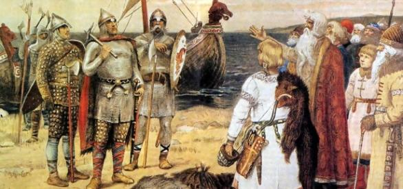 Wędrówka ludów germańskich ocaliła i wzmocniła Europę.