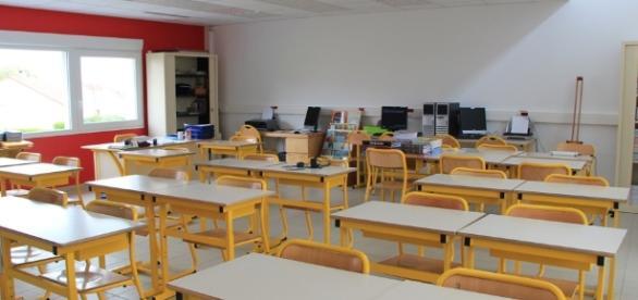 salle de classe - ecole et droits