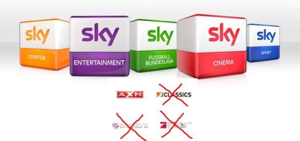 Weniger Sender für mehr Geld - Sky erhöht Preise!