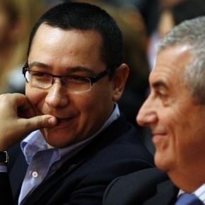 Victor Ponta intră în alianță cu Tăriceanu împotriva Guvernului
