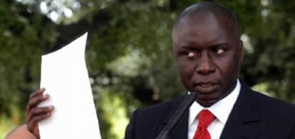Former Prime Minister and opposition leader Idrissa Seck / Sam Phatey, SMBC NEWS