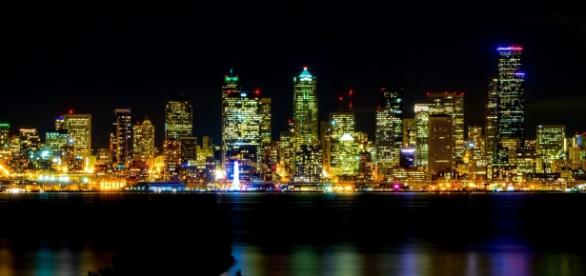 Seattle, città dello stato di Washington, 650,000 abitanti, che ha dato i natali ad Amazon il 5 luglio del '94.