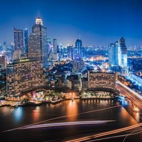 Bangkok / Photo by Gabriel de Castela, via Flickr CC
