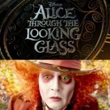 'Alicia a través del espejo' secuela de 'Alicia en el País de las Maravillas'