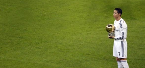 Cristiano Ronaldo: super-atleta e super-profissional