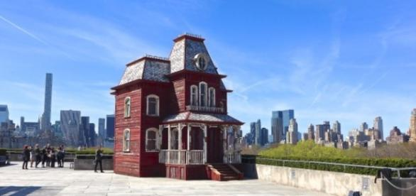 """""""Transitional Object (PsychoBarn)"""" by Cornelia Parker Creative Commons"""