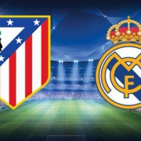 Real e Atlético repetem a final da Champions League de 2014