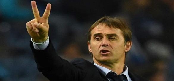 Julen Lopetegui é desejado para ser o próximo treinador do SC Braga.
