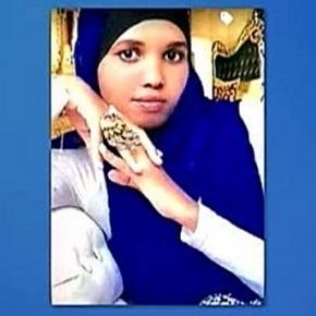 21-letnia Somalijka Hadon dokonała samospalenia.