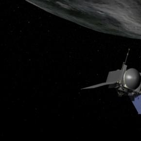 La misión OSIRIS-REX de la NASA