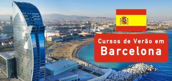 Cursos de Verão em Barcelona. Foto: Reprodução Funtripbilkent.
