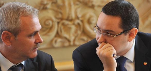 Dragnea și Ponta fac jocurile în PSD