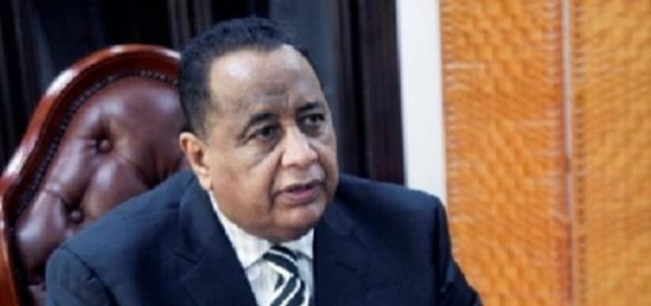 Sudan's Foreign Minister Ibrahim Ghandour / Photo via Diasporium News