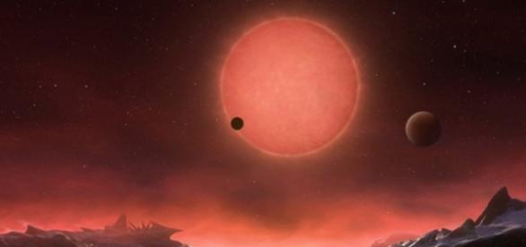 Trei planete similare Pamantului descoperite