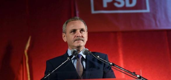 Președintele PSD, Liviu Dragnea. Foto: Facebook