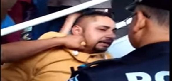Foto tomada del video de Youtube