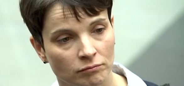 Gegen die AfD-Chefin Frauke Petry wird ermittelt