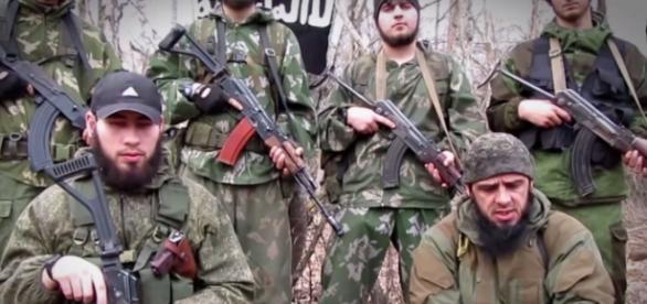 """""""RăzboiniciiImaratului din Caucaz"""""""