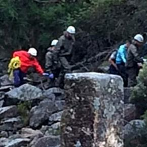 Operações de resgate duraram cerca de 4 horas