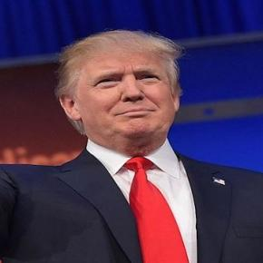 Donal Trump, creative commons via Wikipedia
