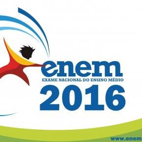 Inscrições para o ENEM vão até o dia 20 de maio.
