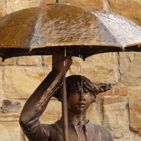 Le parapluie n'y pourra rien...