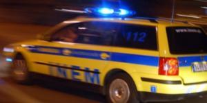 Feridos foram transportados pelo INEM para o Hospital