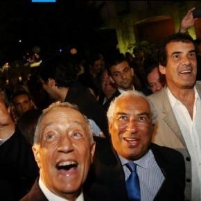 Presidente da República, Primeiro-Ministro e Presidente da Câmara Municipal do Porto.