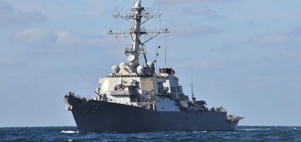 Alertă în Marea Neagră după ce distrugătorul USS Porter a acostat în portul Constanța